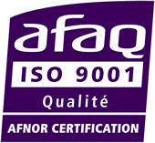 津福工業-ISO9001:2000認証